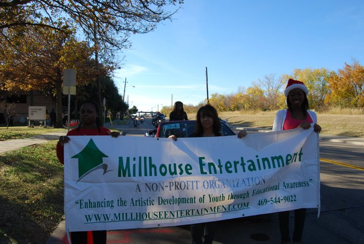 Millhouse Entertainment Banner