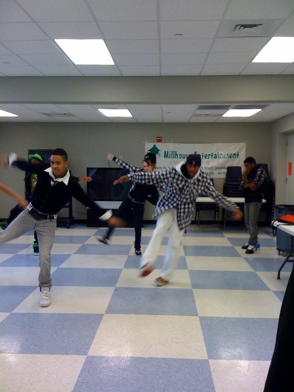 More Action w/Fatel Freestyle @ Winter 2010 Seminar